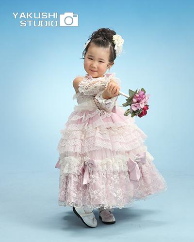三歳ドレス01