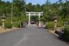 熊野大社鳥居2