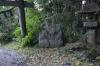 三峰神社巨石