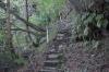 三峰奥殿石段
