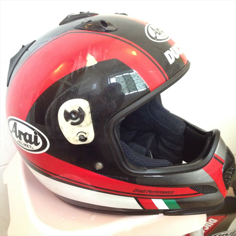 ヘルメット丸洗い001