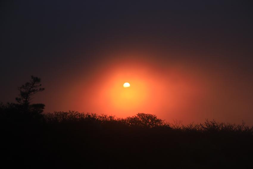 20181008昇る朝陽2