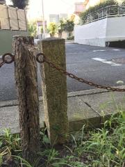 小幡緑地陸軍標柱20180923