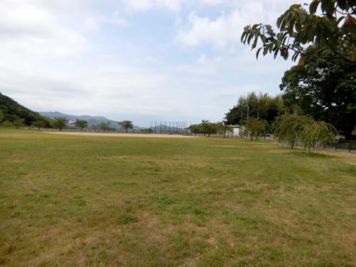 近場の片渕公園です。