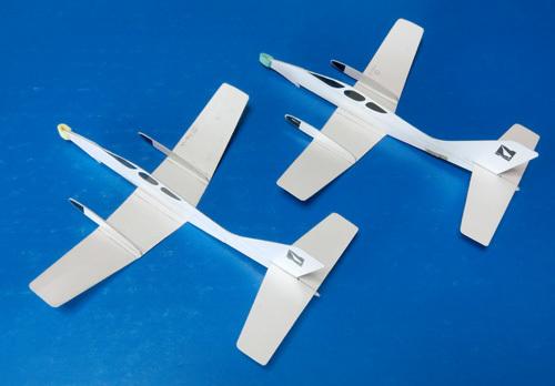 N-951、2機目も完成。