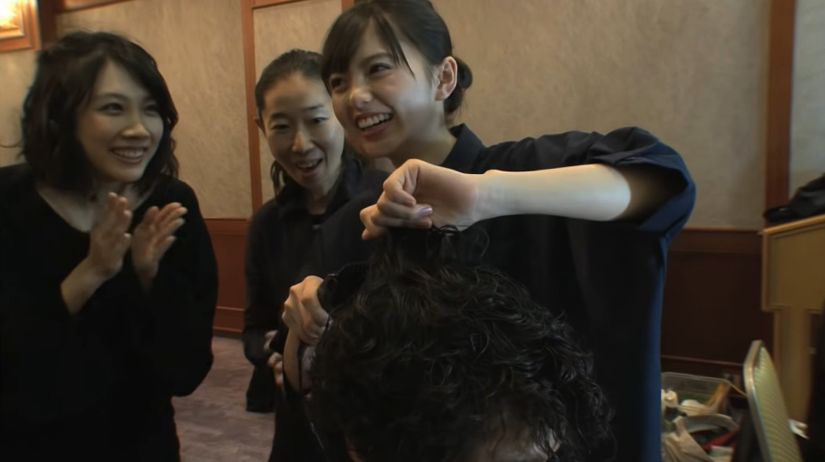 山田裕貴が丸刈りになっていく…!映画『あの頃、君を追いかけた』メイキング映像