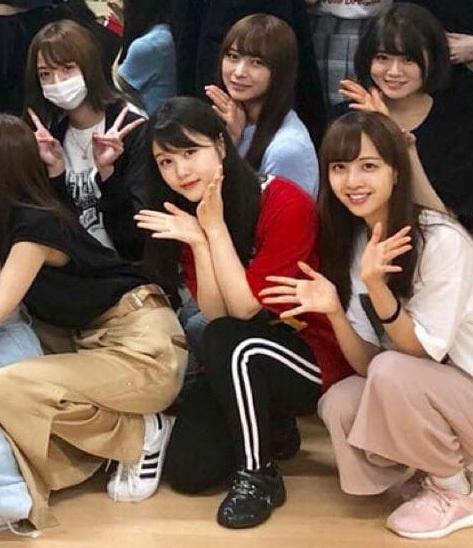 乃木坂46白石麻衣&秋元真夏の誕生日2018集合写真