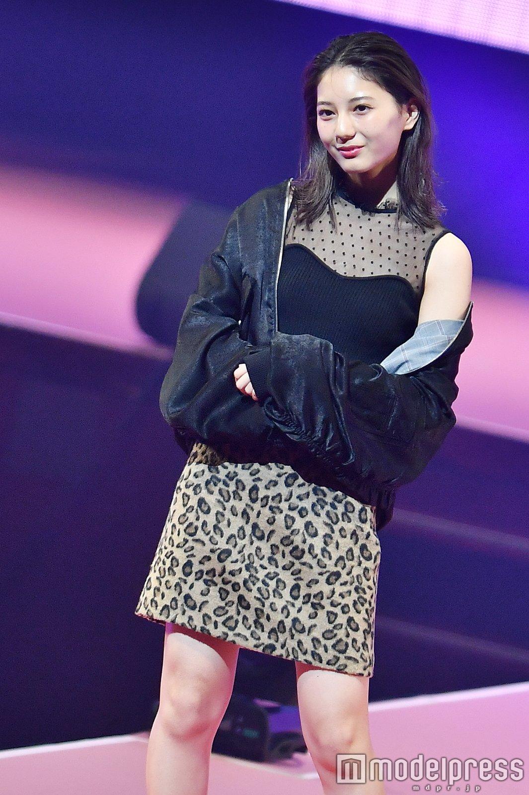 Seventeen夏の学園祭2018 小坂菜緒 モデルプレス3