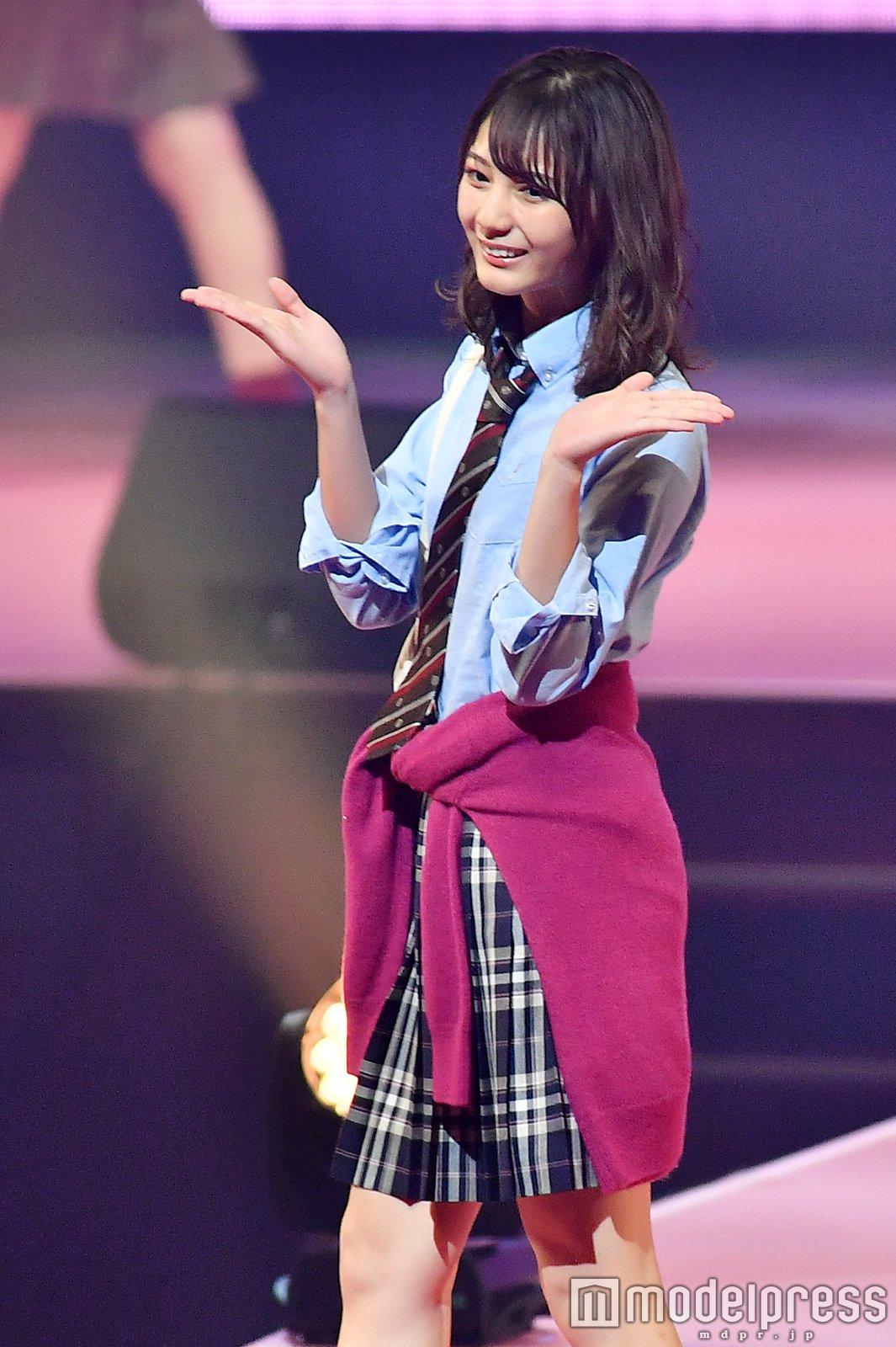 Seventeen夏の学園祭2018 小坂菜緒 モデルプレス6