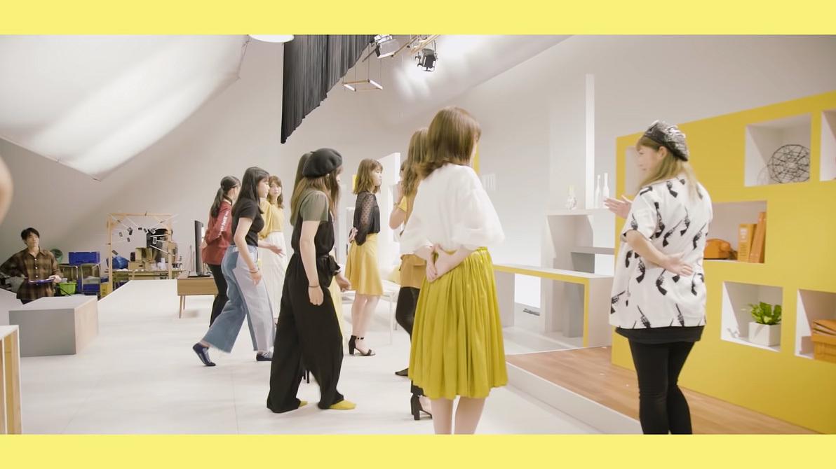メイキング動画 七十七銀行「乃木坂46/ミュージック」篇 1st