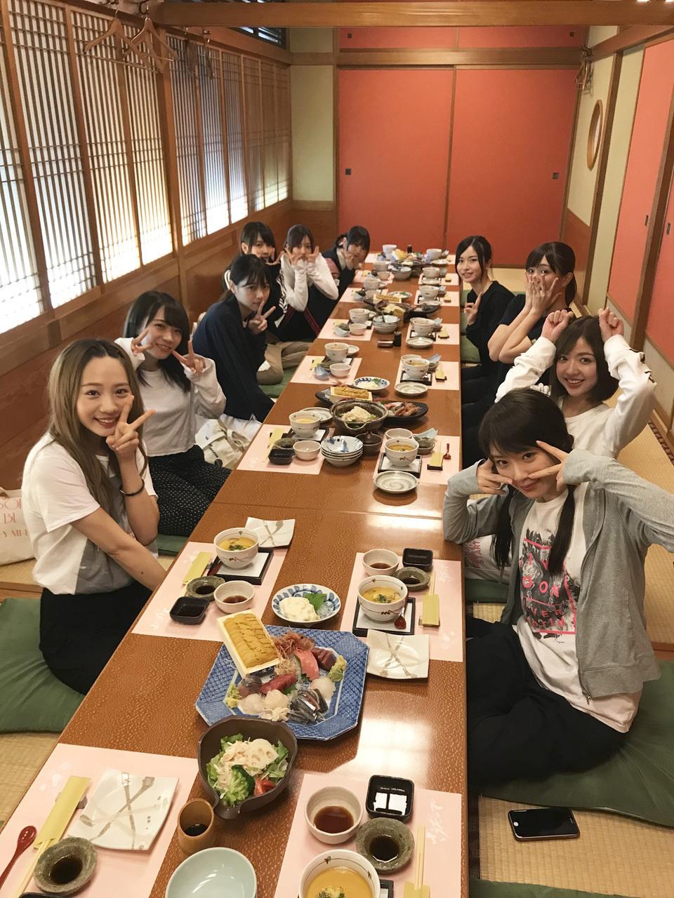 伊藤かりん、ご飯会の報告「仙台 海鮮とか!うにいいい」