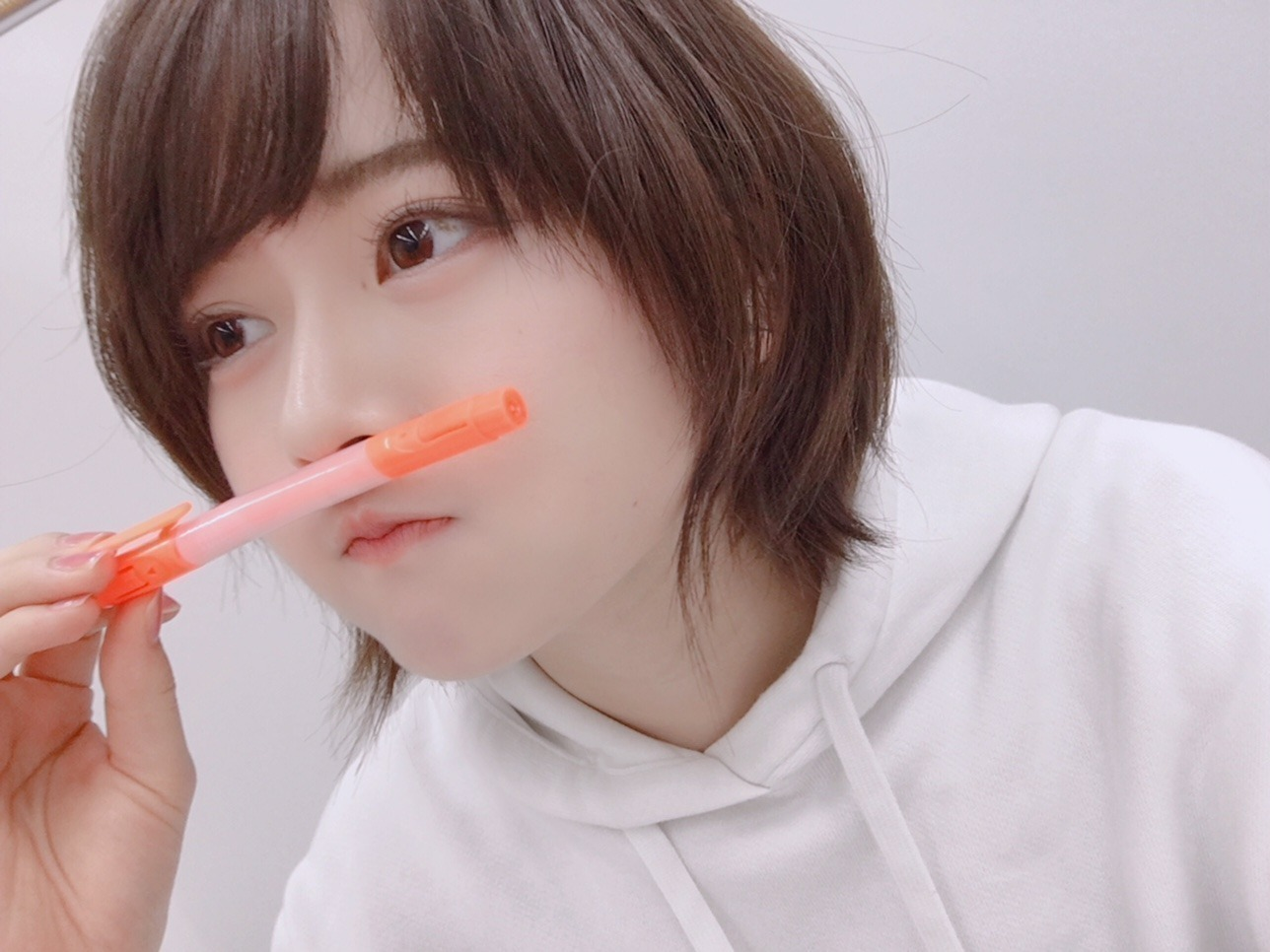 山崎怜奈ブログ3