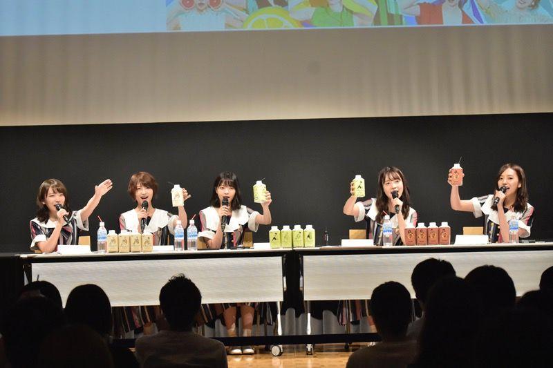 乃木坂46の『の』公開収録イベント