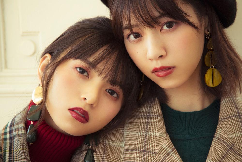 西野七瀬 齋藤飛鳥 GRL 2018A/W COLLECTION3