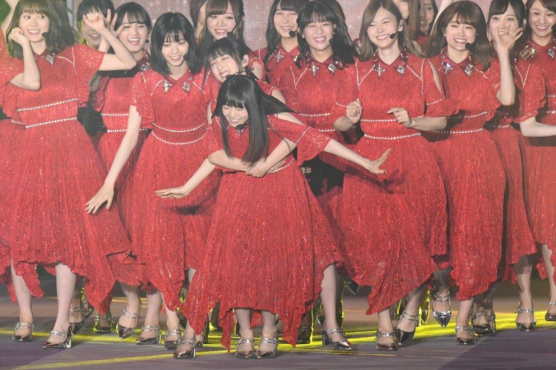 乃木坂46 ガルアワ2018A/W3