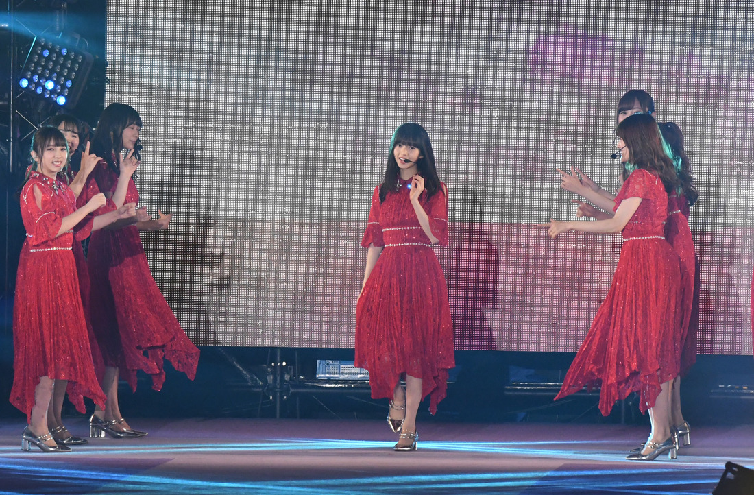 乃木坂46 ガルアワ2018A/W8