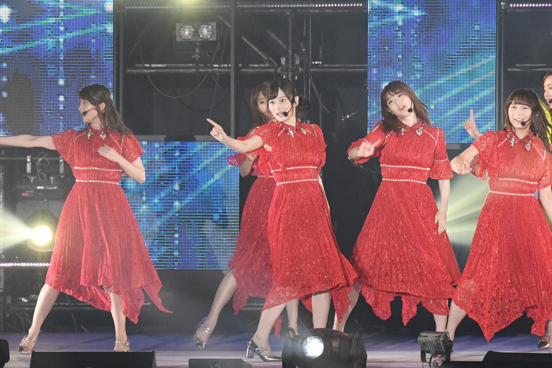 乃木坂46 ガルアワ2018A/W9