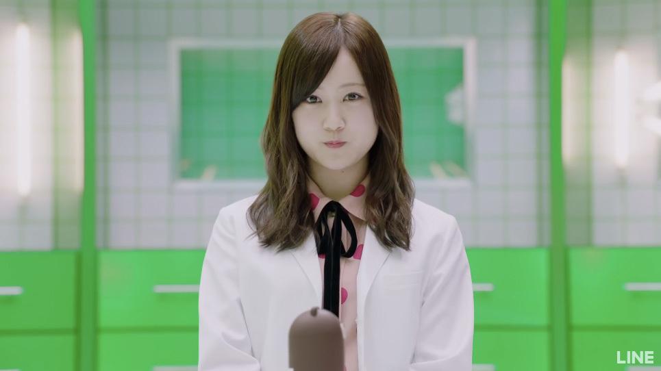 乃木坂46星野みなみのLINE Clova実験室「早口ことば」篇が公開