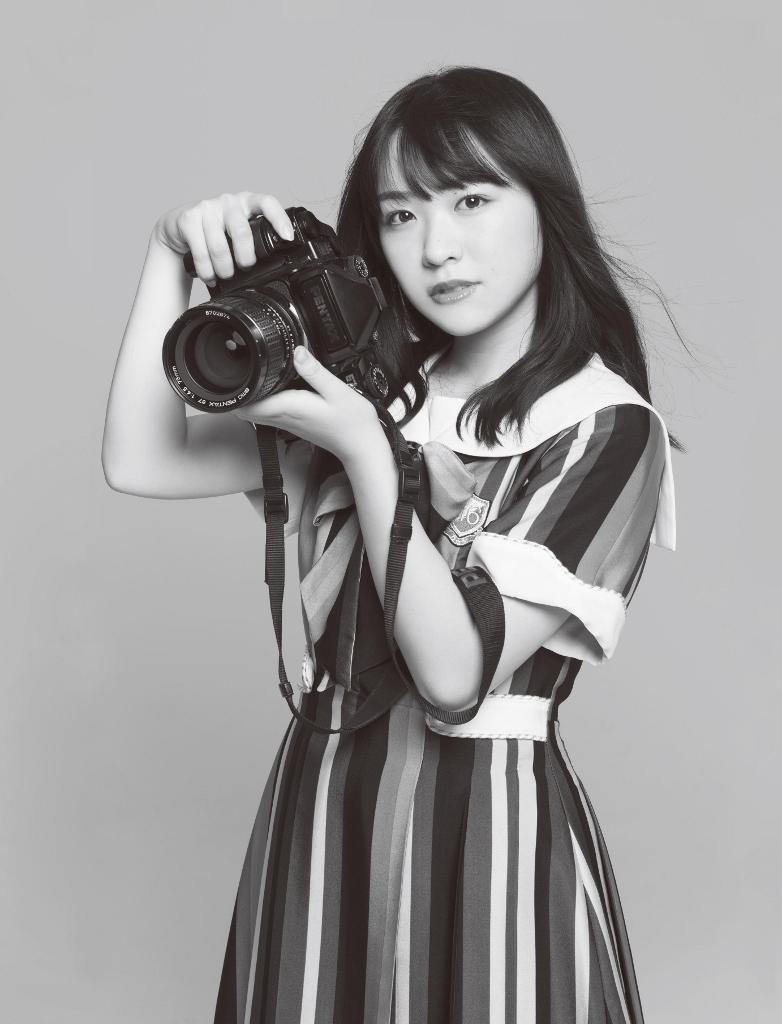 渡辺みり愛 Canon EOS M3