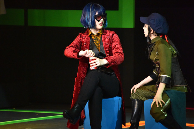 舞台「七色いんこ」2