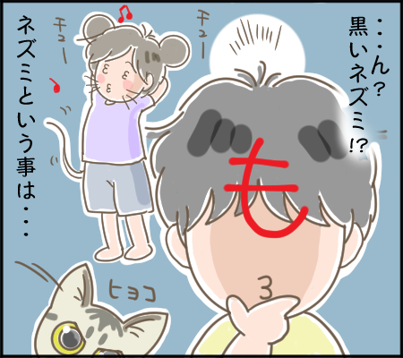 ネズミと猫3