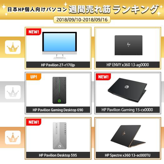 525_HPパソコン売れ筋ランキング_180916_01a