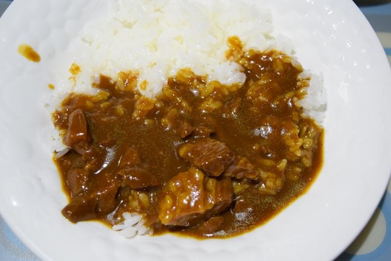 松阪牛カレー3
