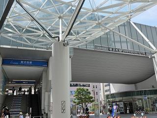 遠州鉄道 新浜松駅