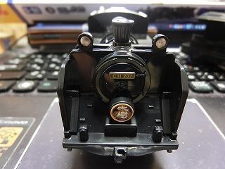 プラレール C11-207 正面