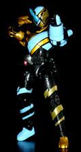 仮面ライダービルド トラロケットフォーム
