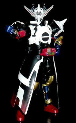 仮面ライダーエボル ブラックホールフォーム