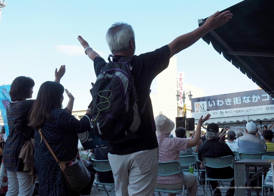 「いわき街なかコンサート2018」が開催されました! [平成30年10月8日(月・祝)更新]11