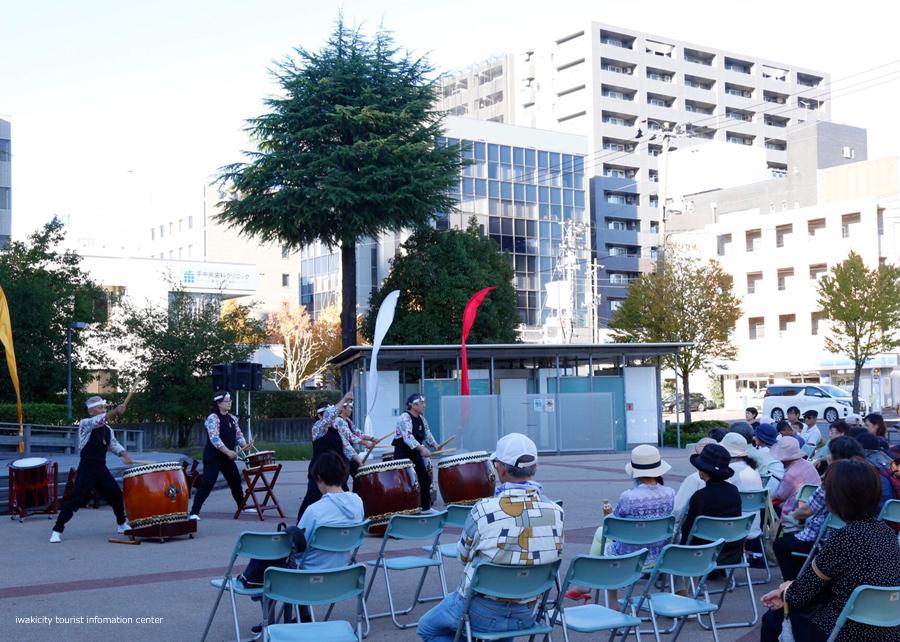 「いわき街なかコンサート2018」が開催されました! [平成30年10月8日(月・祝)更新]12