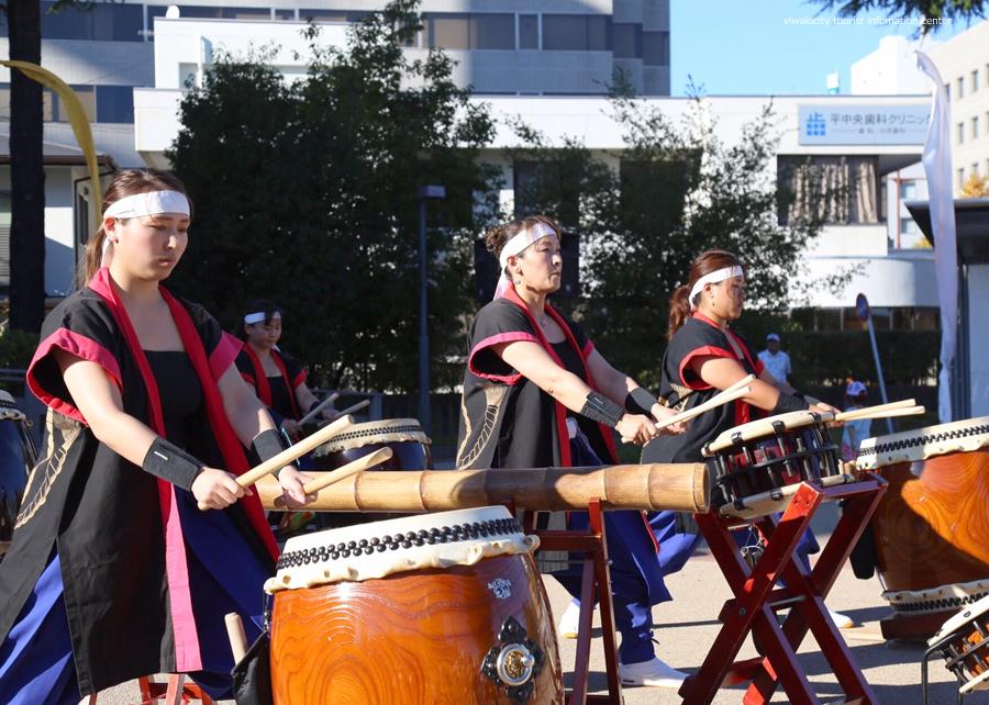 「いわき街なかコンサート2018」が開催されました! [平成30年10月8日(月・祝)更新]13