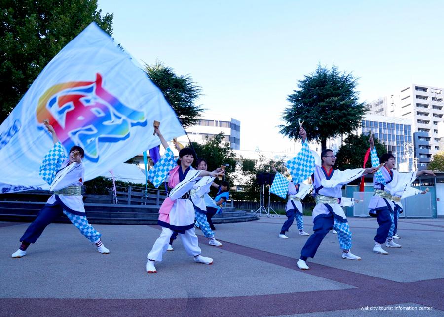 「いわき街なかコンサート2018」が開催されました! [平成30年10月8日(月・祝)更新]14