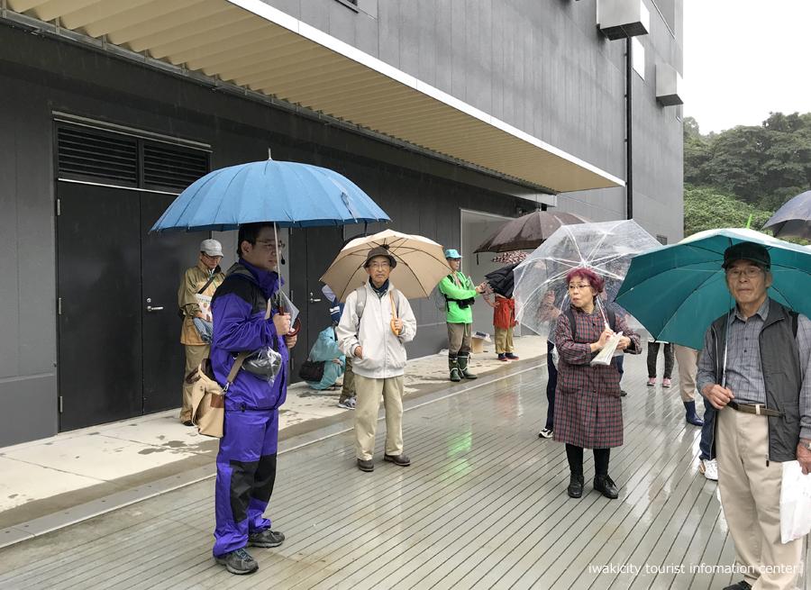 ミニミニツアー2018「第2回御厩町まちあるき」イベントリポート! [平成30年10月1日(月)更新]11