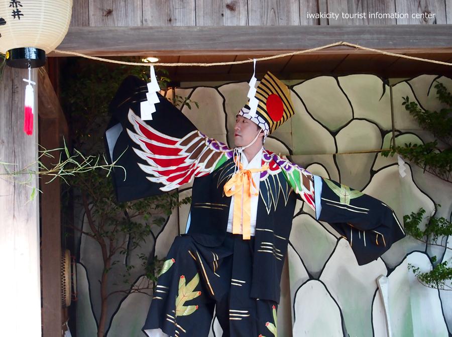 赤井諏訪神社例大祭にて山外舞が奉納されます! [平成30年8月20日(月)更新] 山外舞1