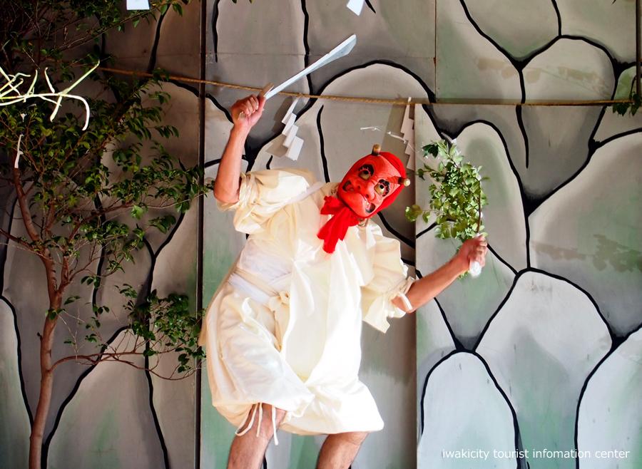 赤井諏訪神社例大祭にて山外舞が奉納されます! [平成30年8月20日(月)更新] 山外舞2