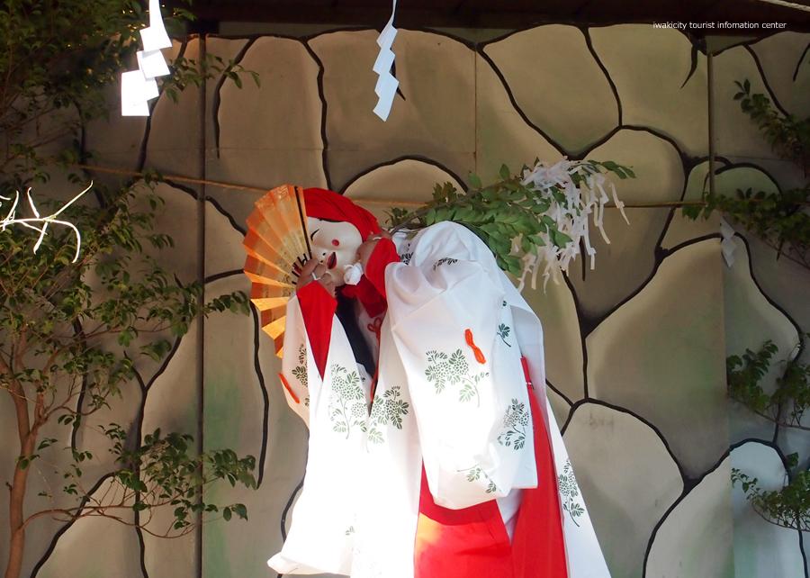 赤井諏訪神社例大祭にて山外舞が奉納されます! [平成30年8月20日(月)更新] 山外舞3