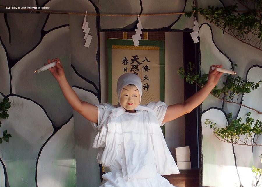 赤井諏訪神社例大祭にて山外舞が奉納されます! [平成30年8月20日(月)更新] 山外舞8