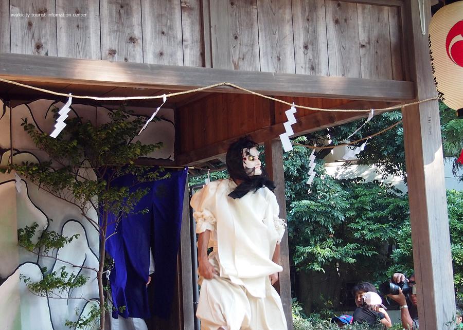 赤井諏訪神社例大祭にて山外舞が奉納されます! [平成30年8月20日(月)更新] 山外舞4