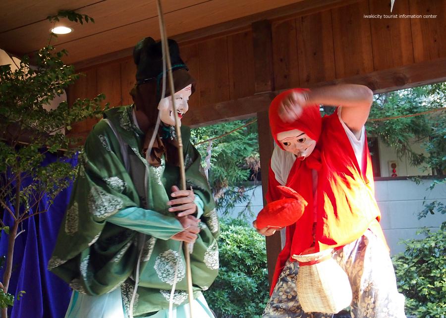 赤井諏訪神社例大祭にて山外舞が奉納されます! [平成30年8月20日(月)更新] 山外舞7
