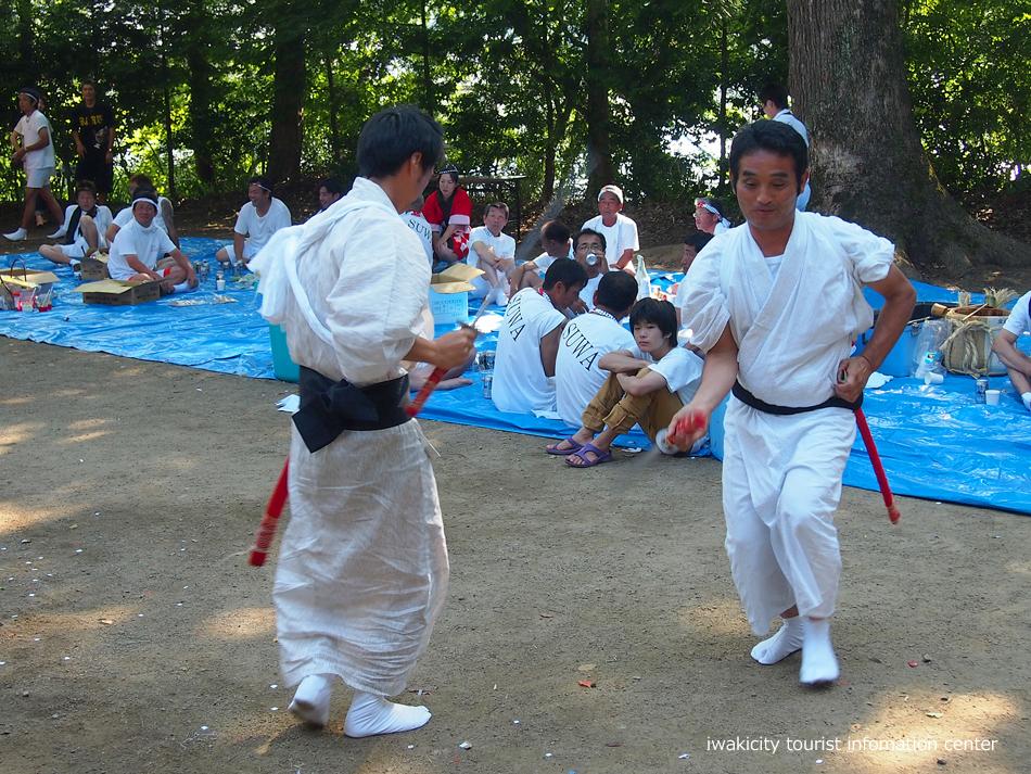赤井諏訪神社例大祭にて山外舞が奉納されます! [平成30年8月20日(月)更新]1