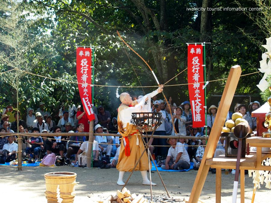 閼伽井嶽常福寺夏大祭「柴燈大護摩供」が執り行われます! [平成30年8月27日(月)更新]3