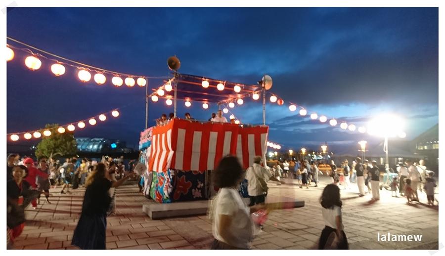 いわき・ら・ら・ミュウで盆踊りを楽しみませんか♪ 平成30年8月イベント情報 [平成30年8月10日(金)更新]4