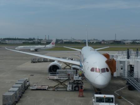 ANA & JAL の飛行機 1