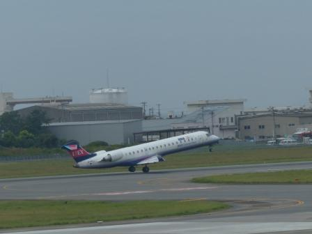 アイベックスエアラインズの飛行機 3