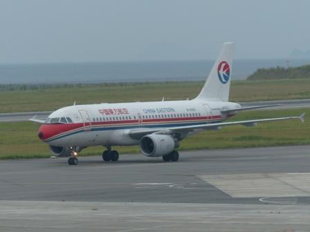 中国東方航空 の飛行機 2