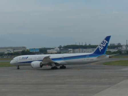 ANA の飛行機 2