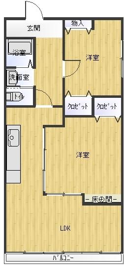 平野屋ビル3階